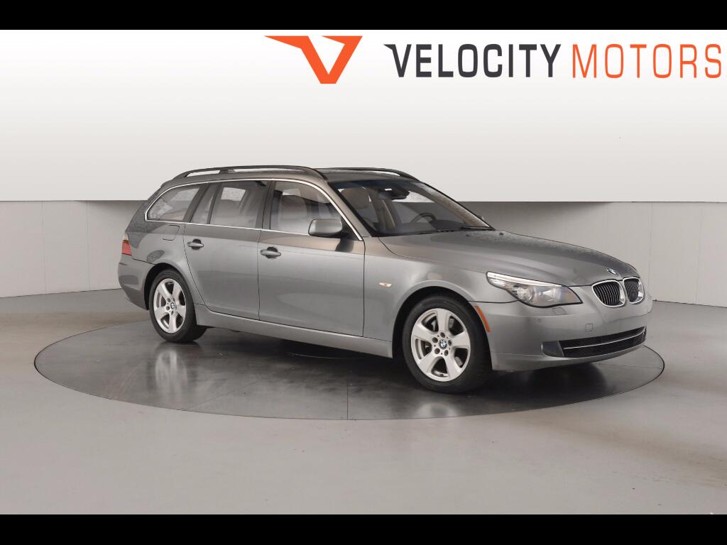 2008 BMW 5-Series Sport Wagon 535xi