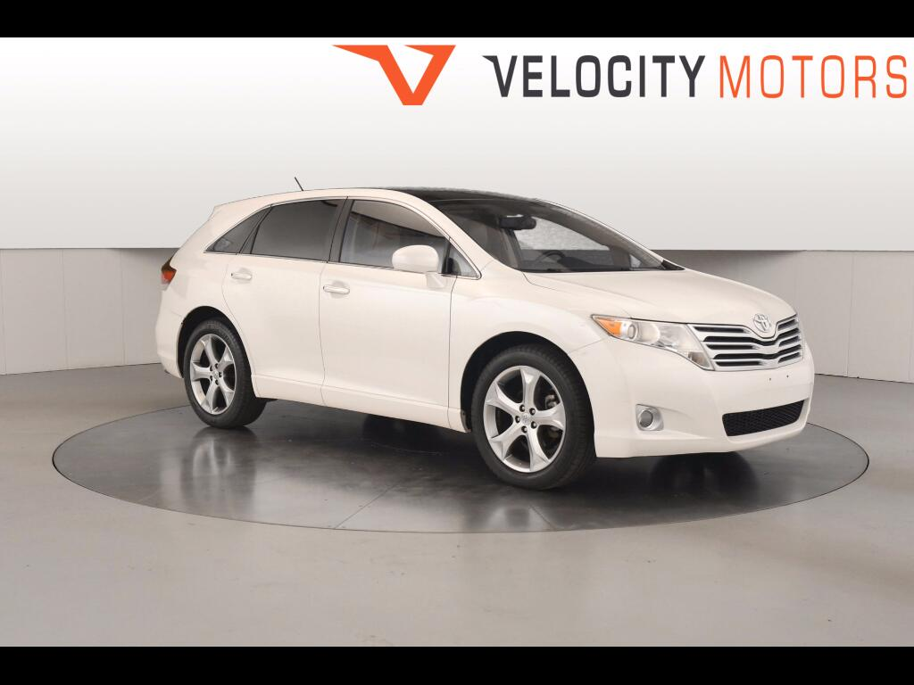 2009 Toyota Venza 4dr Wgn V6 AWD Limited (Natl)