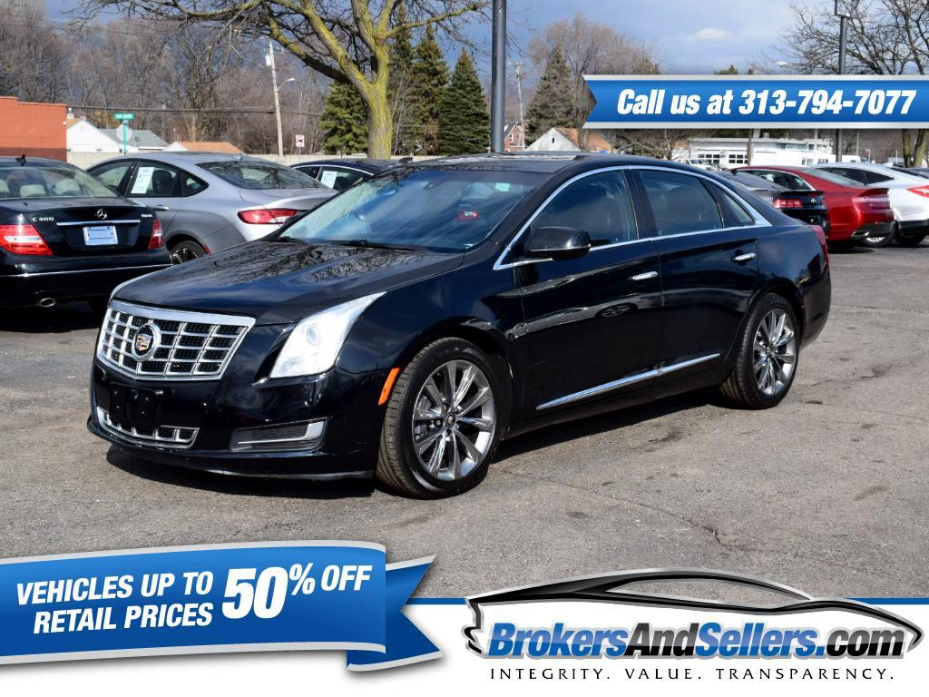 2015 Cadillac XTS Livery