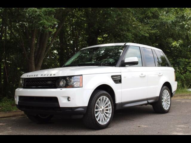 2013 Land Rover Range Rover Sport HSE