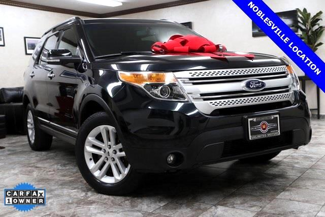 used 2014 ford explorer xlt 4wd for sale in noblesville in 46062 unlimited motors 3. Black Bedroom Furniture Sets. Home Design Ideas