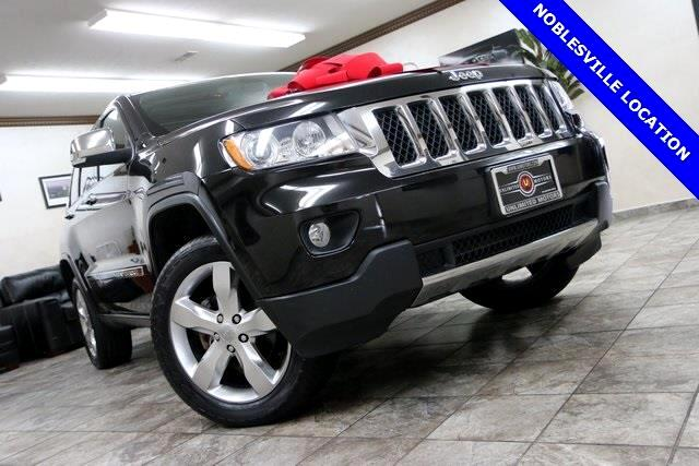 2013 Jeep Grand Cherokee Overland 4WD