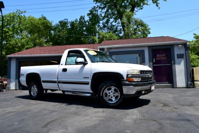 2000 Chevrolet Silverado 1500 LS Reg. Cab Long Bed 4WD