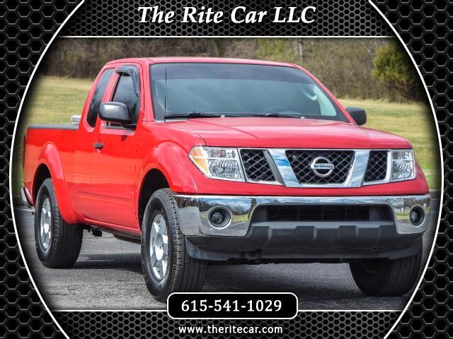 2007 Nissan Frontier LE King Cab