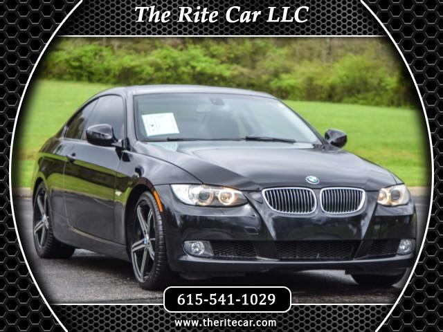 2010 BMW 3-Series 328i Coupe