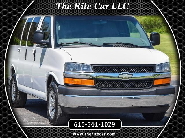 2011 Chevrolet Express LT 1500