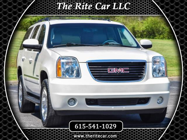 2010 GMC Yukon 4WD 4dr 1500 SLT w/4SB