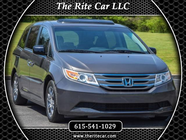 2012 Honda Odyssey 5dr EX-L AT with RES
