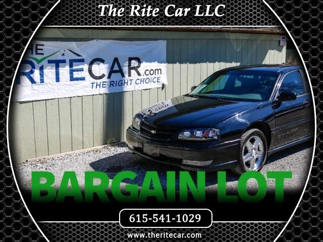 2004 Chevrolet Impala SS