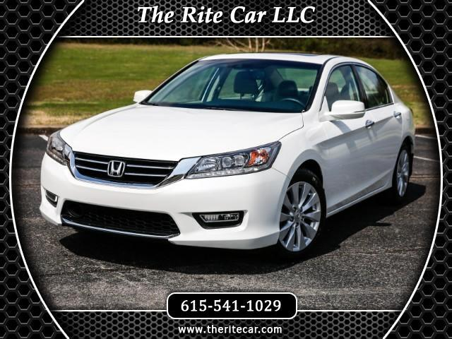 2013 Honda Accord Touring V6 Sedan