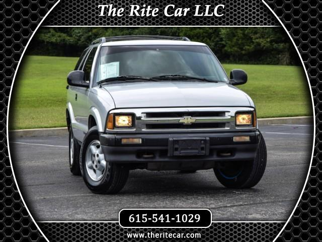 1997 Chevrolet Blazer 2-Door 4WD