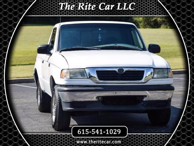 2000 Mazda B-Series B3000 SX Reg. Cab 2WD