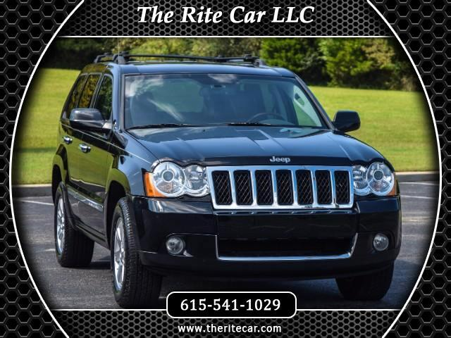 2008 Jeep Grand Cherokee Overland 2WD