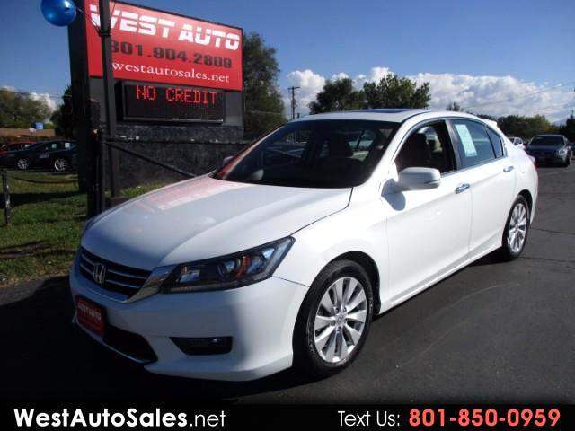 2015 Honda Accord EX Sedan CVT