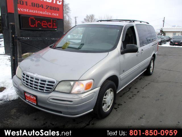 2000 Chevrolet Venture Warner Bros Edition