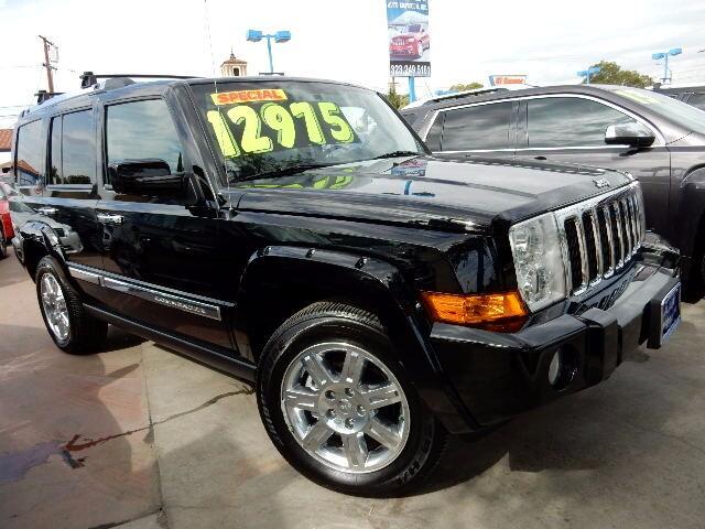 used 2008 jeep commander overland 4wd for sale in south gate ca 90280 la auto emporium. Black Bedroom Furniture Sets. Home Design Ideas