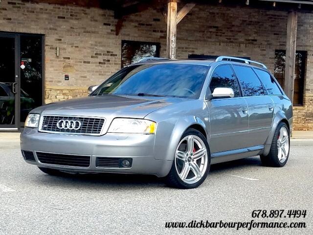 2003 Audi S6 Avant Quattro