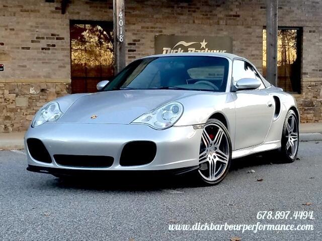 2004 Porsche 911 Turbo Cabriolet X50