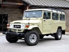 1981 Toyota Land Cruiser