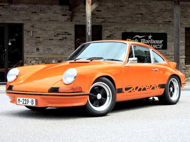 1973 Porsche 911 RS Tribute