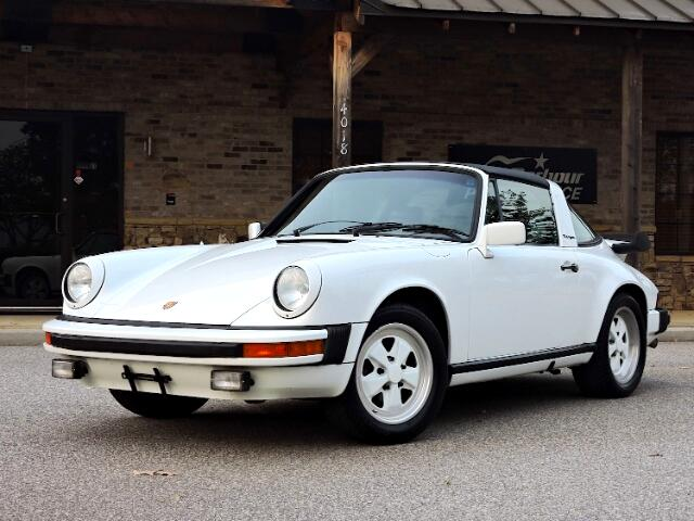 1978 Porsche 911 Targa SC