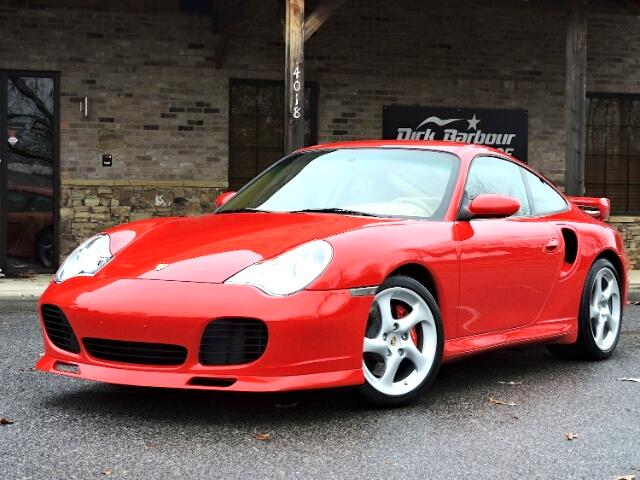 2003 Porsche 911 Turbo X50