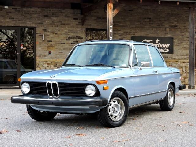 1976 BMW 2002 Base