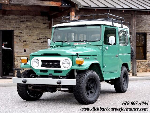1976 Toyota Land Cruiser BJ40