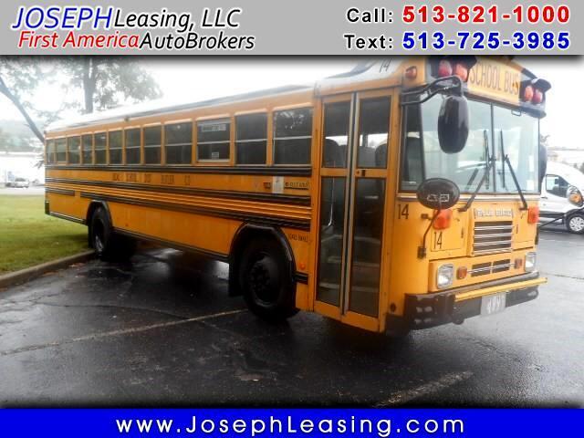 2003 Blue Bird School/Transit Bus