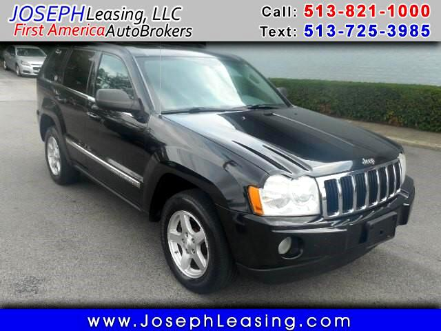 2005 Jeep Grand Cherokee Limited 4x4 Hemi
