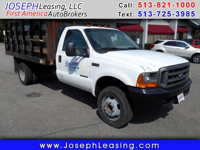 1999 Ford F-450 SD Regular Cab 2WD DRW