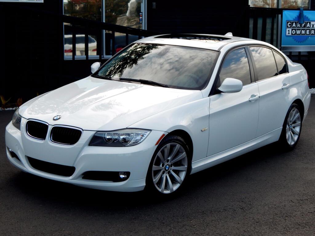 2011 BMW 3-Series 328i Luxury Pkg