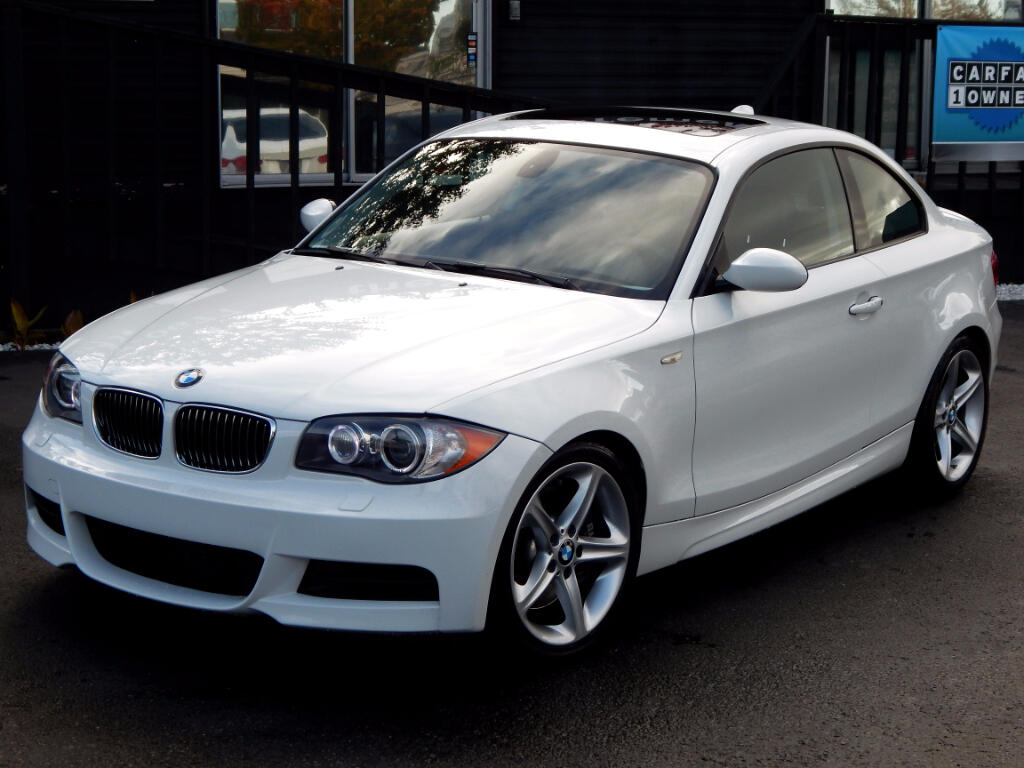 2009 BMW 1-Series 135i M-Sport