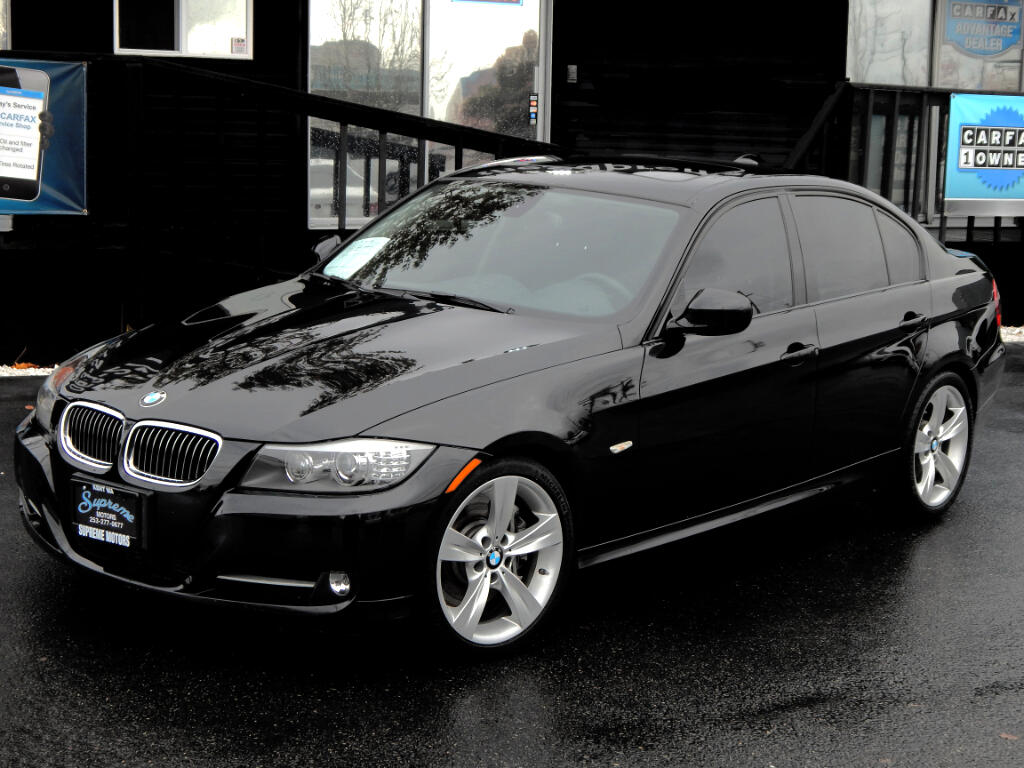 2011 BMW 3-Series 335i Sport Package