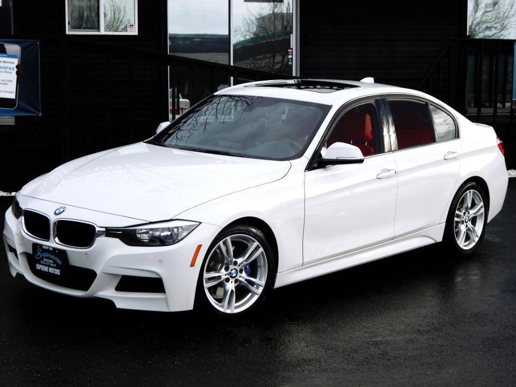 2014 BMW 3-Series M-Sport 328i Sedan