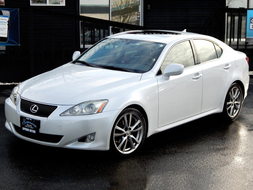 2008 Lexus IS 250 RWD