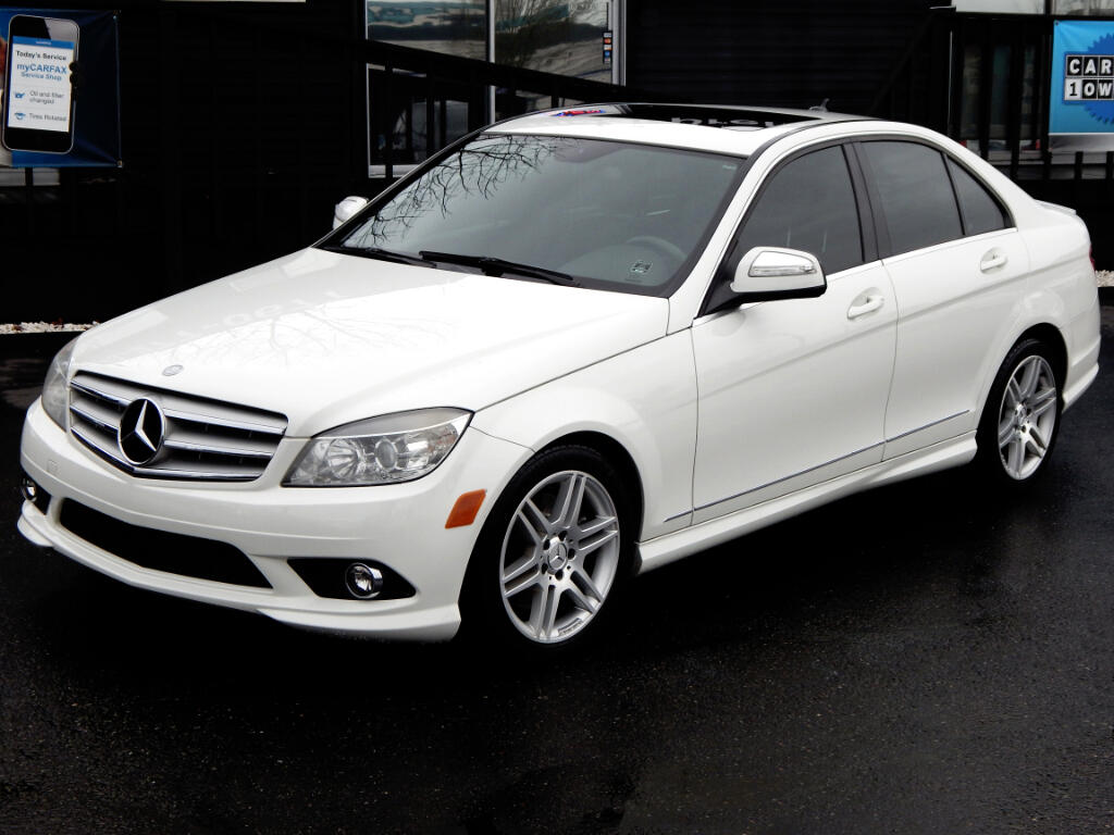 2009 Mercedes-Benz C-Class C350 Sport Sedan