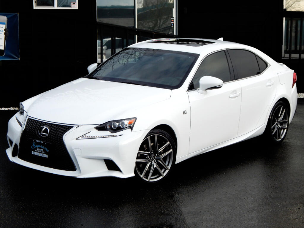 2015 Lexus IS F-Sport