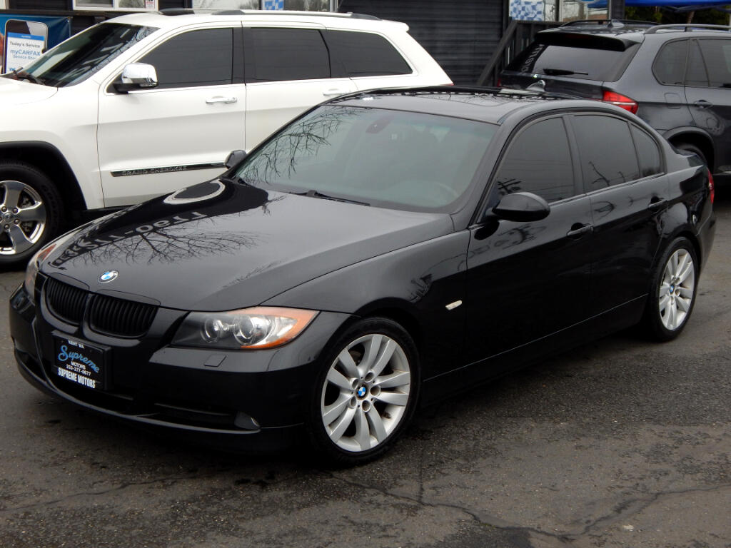 2007 BMW 3-Series 328i Sport Package