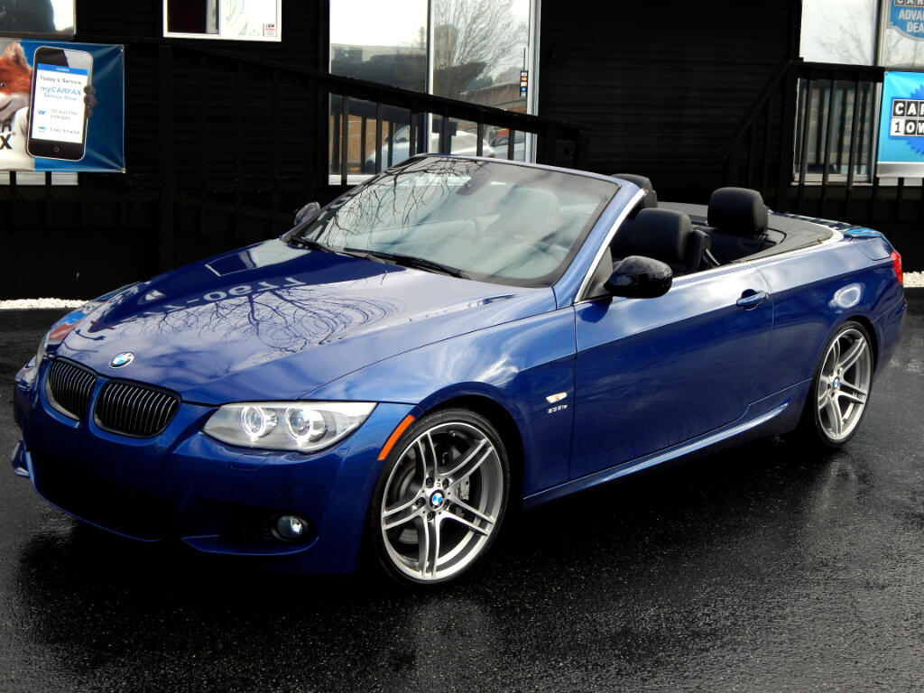 2013 BMW 3-Series 335is Hardtop Convertible