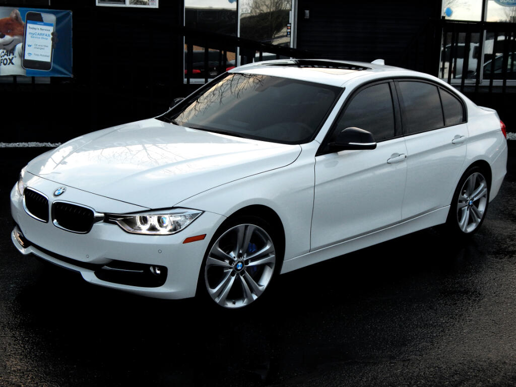 2014 BMW 3-Series 335i M-Performance Sport