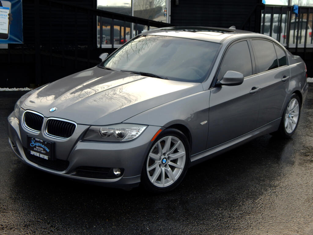 2011 BMW 3-Series 328i Sport Package