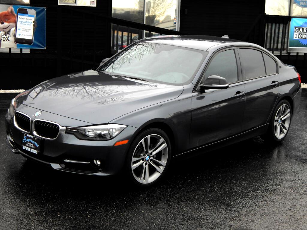 2012 BMW 3-Series 328i Sport Line