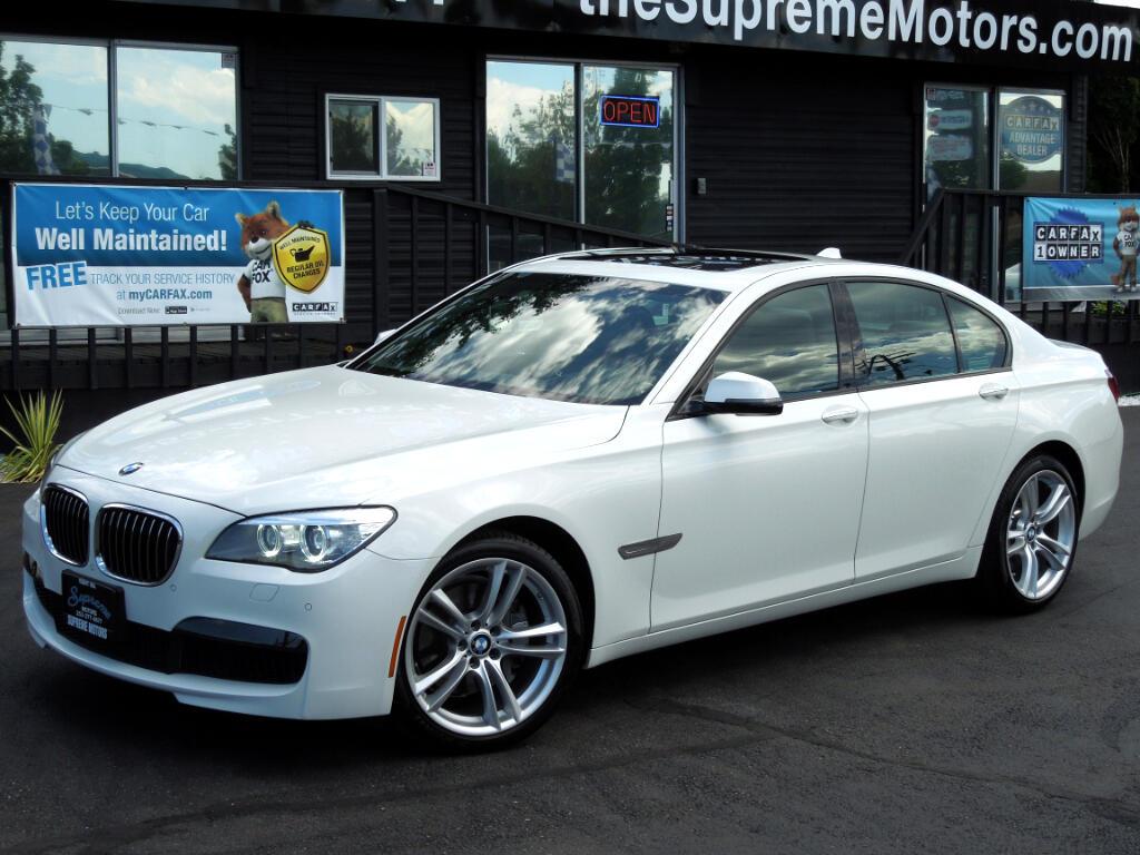 2013 BMW 7-Series 740i M-Sport