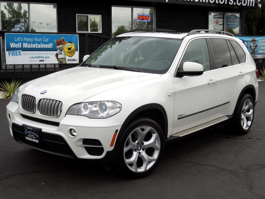 2013 BMW X5 xDrive35i 3rd Row Seat