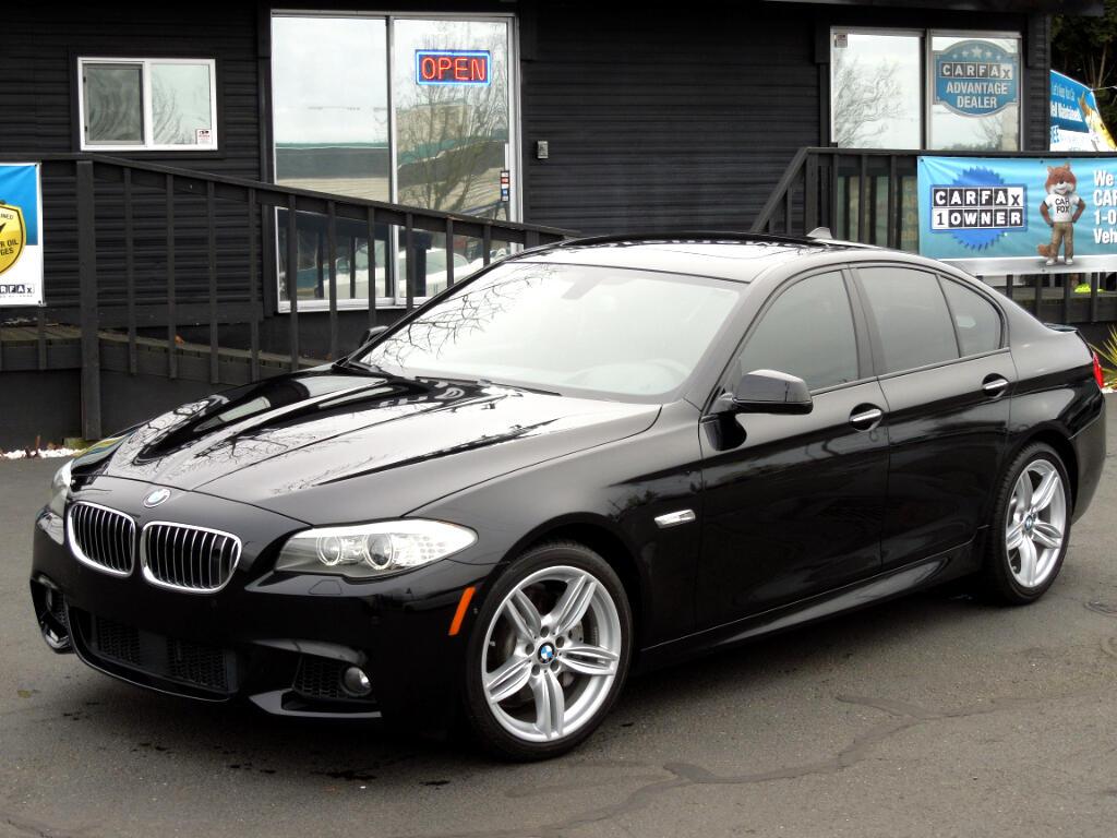 2013 BMW 5-Series 535i M-Sport
