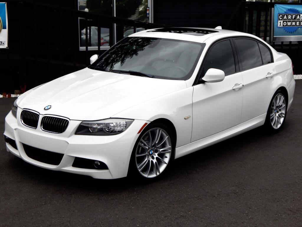 2011 BMW 3-Series 335i M-Sport Sedan