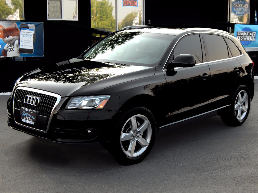 2012 Audi Q5 2.0 quattro Premium
