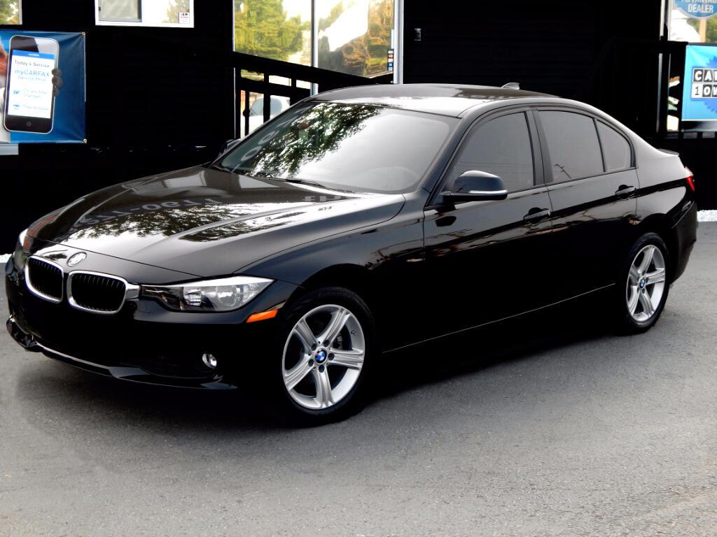 2014 BMW 3-Series 3-Series xDrive AWD