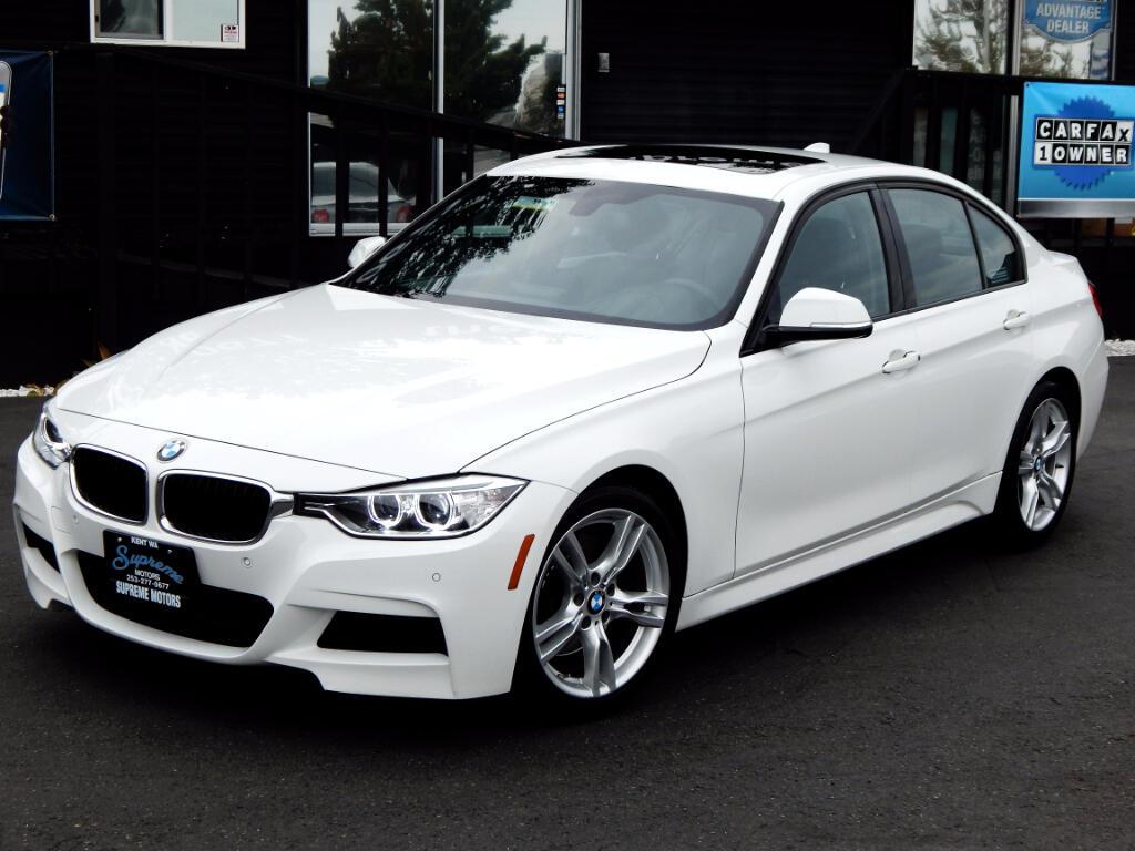 2014 BMW 3-Series M-Sport 328i